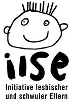 Logo Ilse - Initiative lesbischer und schwuler Eltern