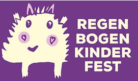 Regenbogenkinderfest Retina Logo