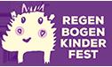 Regenbogenkinderfest Mobile Logo