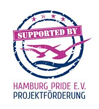 Logo Hamburg Pride e.V.
