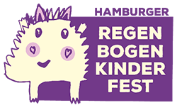 Logo Regenbogenkinderfest Hamburg
