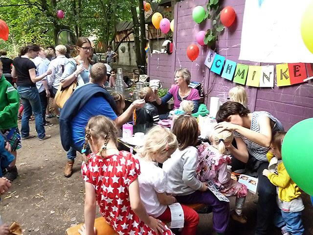 Regenbogenkinderfest 2014