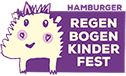 Regenbogenkinderfest Logo